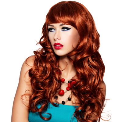 Angel Hair Extensions Redhead